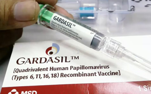 Прививка Гардасил